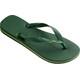 havaianas Brasil Sandały zielony